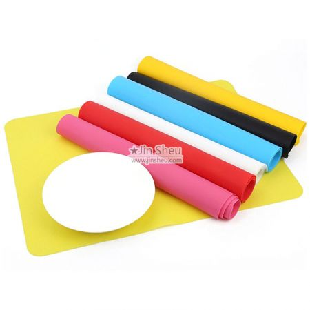 silicone table placemats