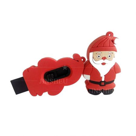 Christmas Gift Santa Claus USB - Custom Christmas Gift