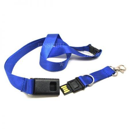 Personalized USB Lanyards - Personalized USB Lanyards
