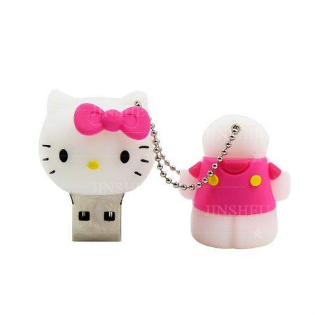 OEM Hello Kitty USB Flash Drive - OEM Cartoon Pen Drive