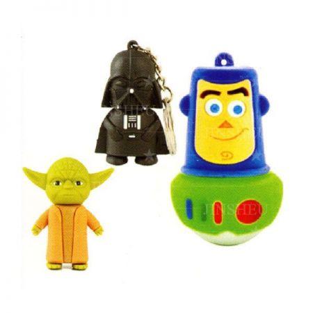 Custom Star Wars Gifts - Star Wars Vader USB Drive Supplier
