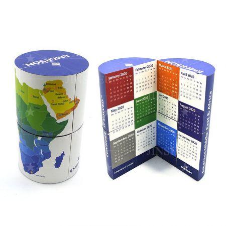 Cylinder Magic Cube - Cylinder Magnetic Magic Cube