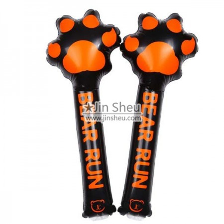 Custom Shapes noise sticks - Custom Shapes Pom Pom Bang Sticks