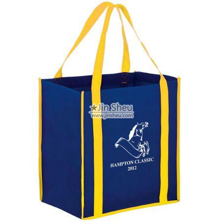 Non-woven Bag with strong handle - Eco friendly long handle bag