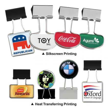Promotional ABS Binder Clips