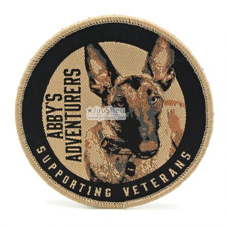 Custom Woven Military Patch - Custom Woven Military Patch