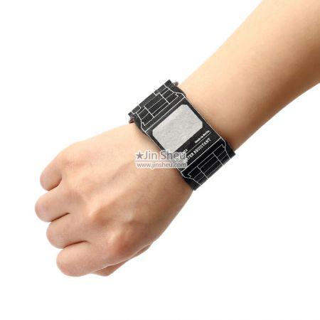 Personalized paper watch - Tyvek paper watch custom