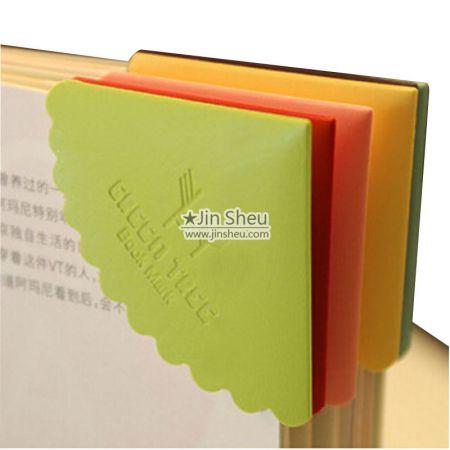 personalized leather bookmark corner manufacturer
