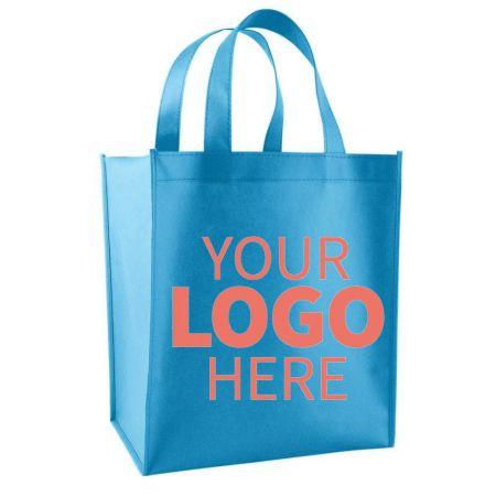 Custom Non-Woven TOTE bags - custom shopping bags