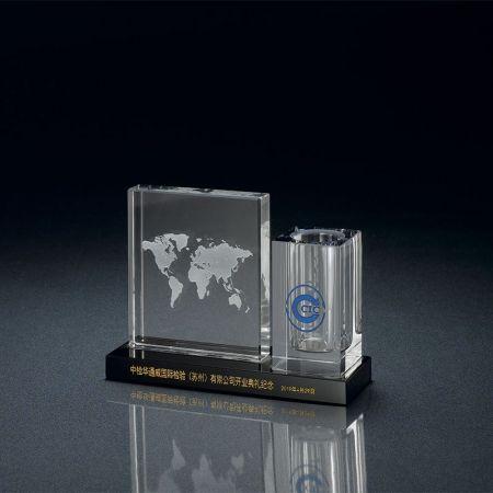 Custom Desktop Trophy