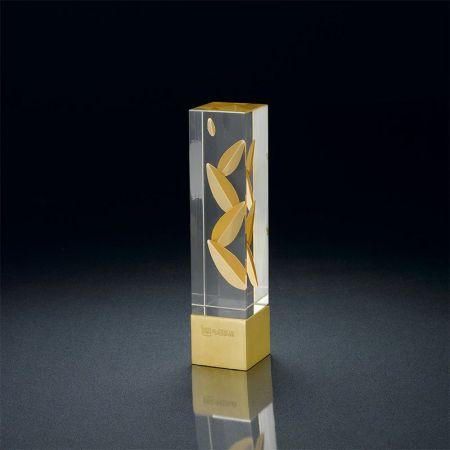 Presidents Tower Crystal Award