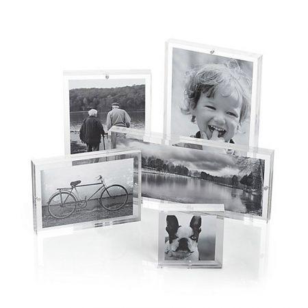 Clear Acrylic Blocks Photo Frames - Acrylic Photo Blocks Make Great Gifts