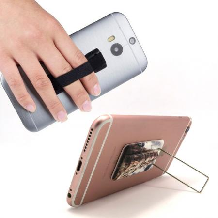 Elastic Finger Grip Phone Holder Stand - Elastic Finger Grip Phone Holder