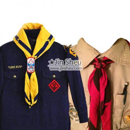 Scout Neckerchief Slides - Custom Scout Neckerchief Slides