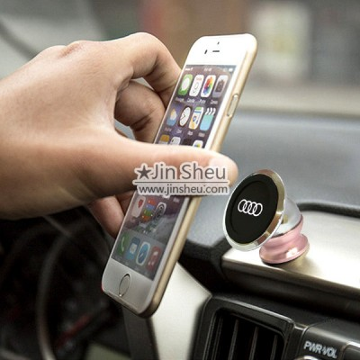 Magnetic Car Mount and Holder for Smart Phone - Magnetic Car Dashboard Mount Mobile Phone Holder