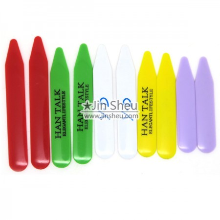 ABS Plastic Collar Stays - ABS Collar Stays