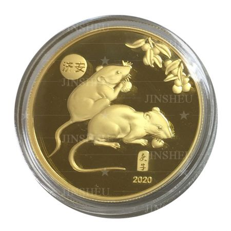 Year of Rat Commemorative Coin
