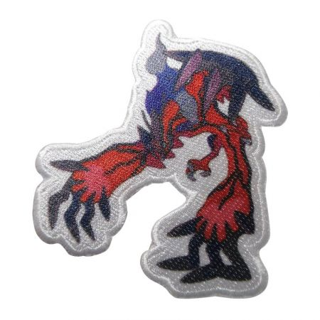 Custom Printed Patches/ Sublimated Patches - Customized heat transfer printed patch