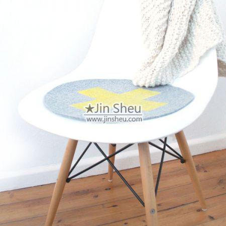 Felt Chair Seat Pad - felt seat cushions