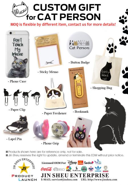 Promotional Gift for Cat Person - Promotional Gift for Cat Person