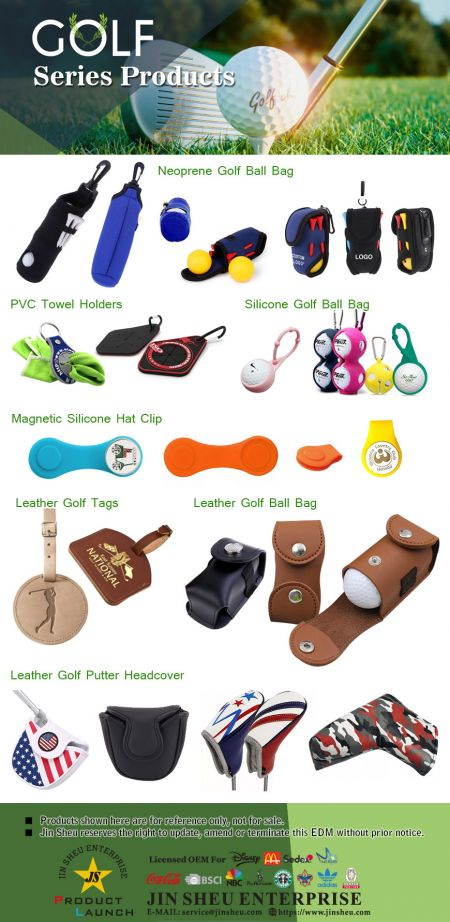 Golf Series Gifts Products - Golf Souvenir Gifts Series