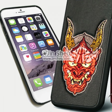 Embroidered iPhone Cases - Embroidered iPhone Cases