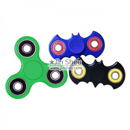 C) ABS Plastic Fidget Spinner - ABS Plastic Fidget Spinner