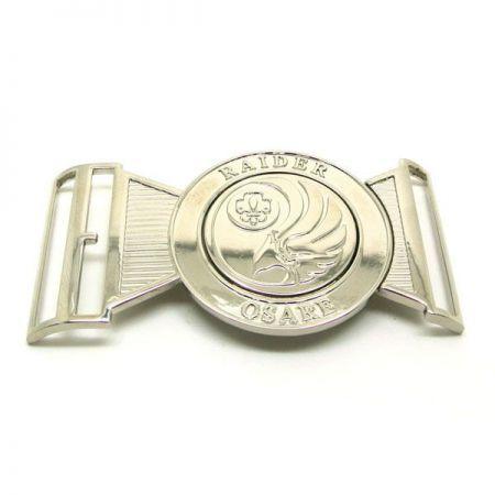 Custom Interlocking Belt Buckle