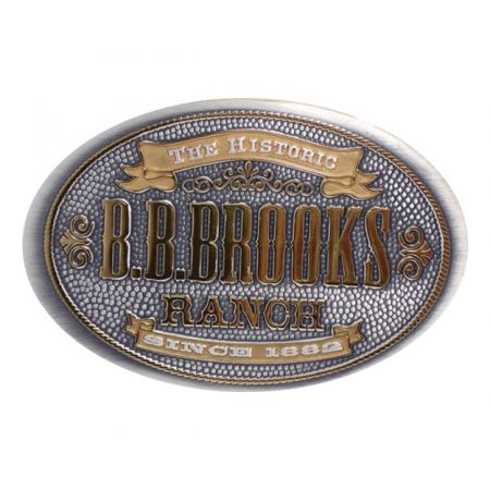 Quality Solid Brass Belt Buckles
