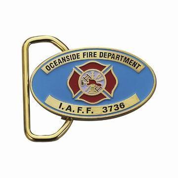 Fire Department Belt Buckles - Fire Department Belt Buckles