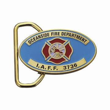 Fire Department Belt Buckles