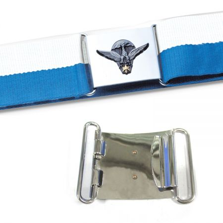 Custom Military Belt Buckles