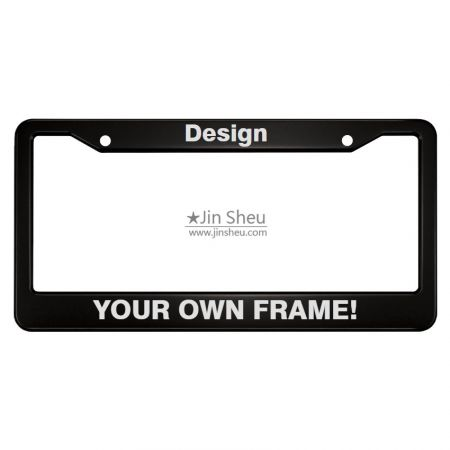 Car License Plate Frames - Car License Plate Frames