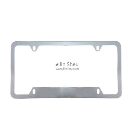 wholesale rear license plate frames