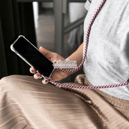 Crossbody Adjustable Cell Phone Lanyard