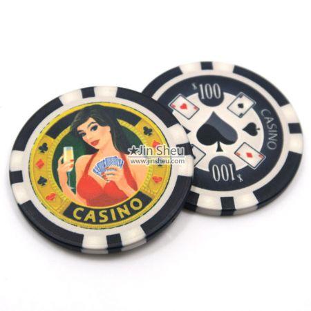 Ceramic Poker Chips - Ceramic Poker Chips