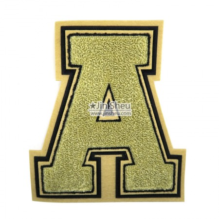 Letterman Jacket Patches - Letterman Jacket Patches