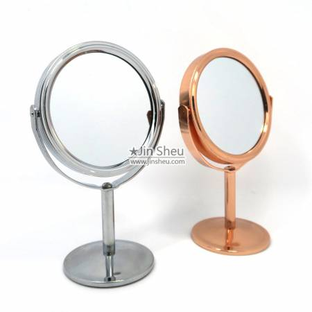 Double Sided Magnifying Makeup Table Mirror - Double Sided Magnifying Makeup Table Mirror