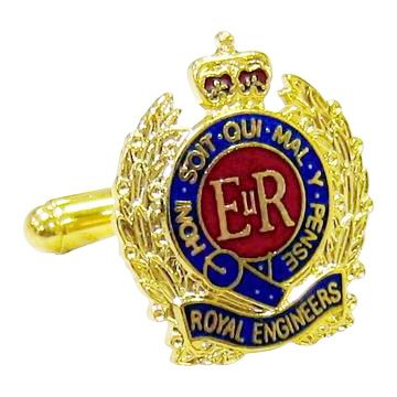 Royal Engineers Cufflinks - Royal Engineers Cufflinks