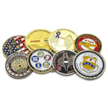 Custom Challenge Coins - Custom Challenge Coins