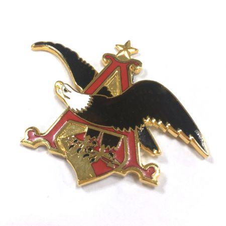 Custom Made Hard Enamel Pins - Customized Cloisonne Lapel Pins