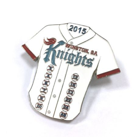 Die Struck Iron Soft Enamel Pins - Die Struck Iron Soft Enamel Pin Badges