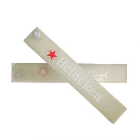 Wholesale custom LED rubber bar runners