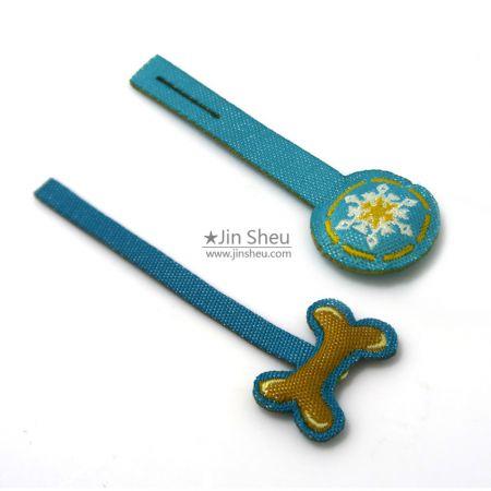 Woven Padded Zip Pullers - Woven Padded Zip Pullers