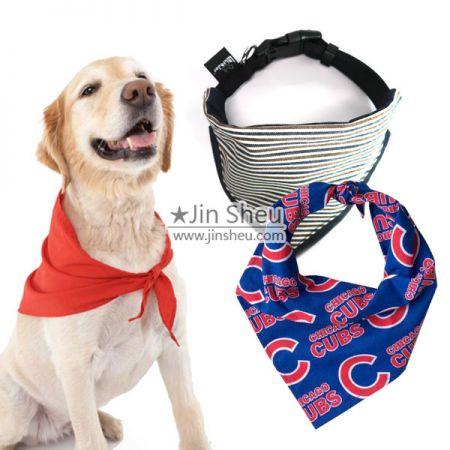Dog Bandanas/ Pet Scarfs - Custom Dog Bandanas and Pet Scarfs