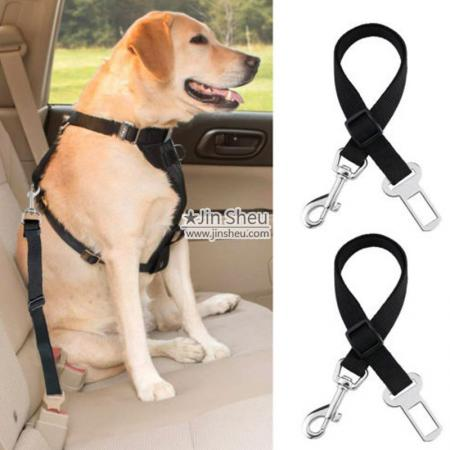 Adjustable Dog Seat Belts - Adjustable Dog Seat Belts