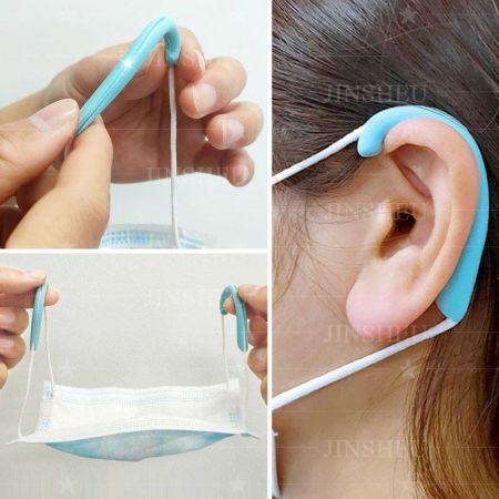 bulk silicone mask earmuffs