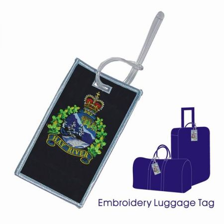 Travel Luggage Tags - Travel Luggage Tags