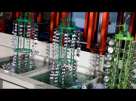 Auto Electroplating - automatic electroplating