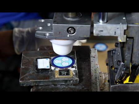 CMYK PAD Printing - CMYK PAD Printing